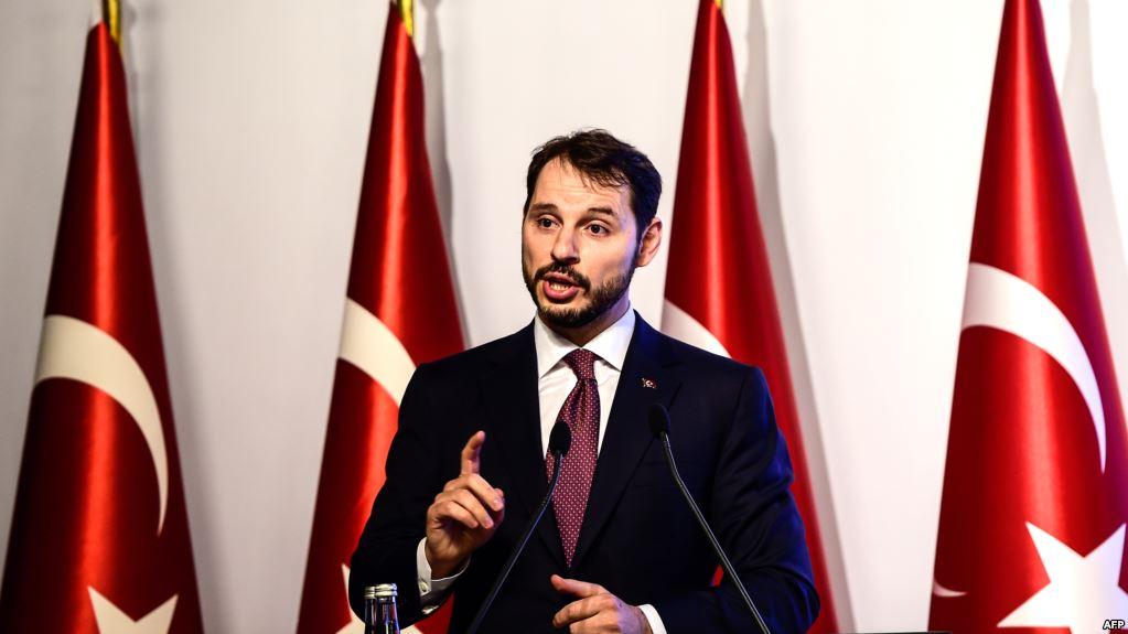 وزير المالية التركية : البنوك لا تواجه مشاكل في التمويل هذا العام