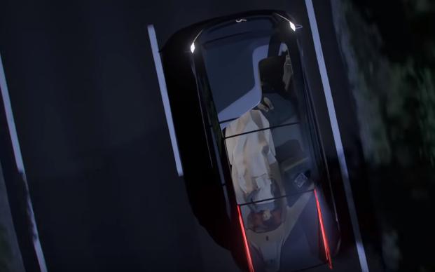 فيديو و صور | «فولفو» تستعرض سيارة على شكل منزل مصغر توفر الراحة لمستخدمها