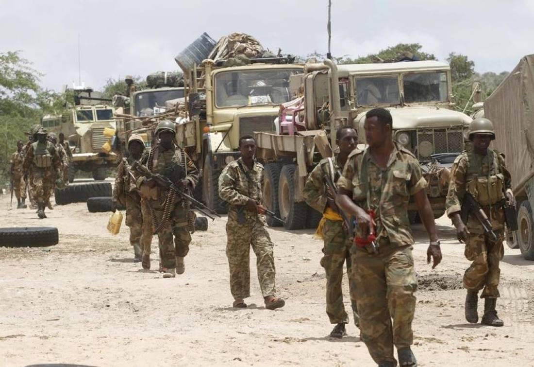 حركة الشباب الإرهابية تهاجم قاعدة عسكرية في كينيا