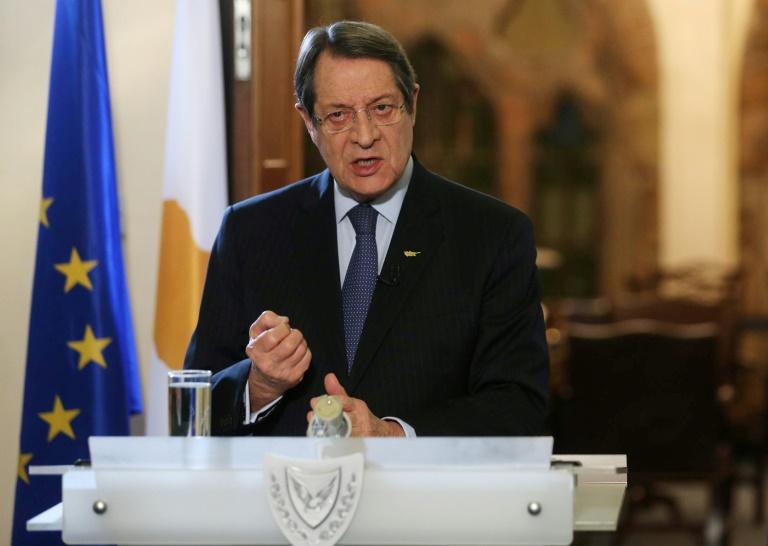 الرئيس القبرصى : الأمم المتحدة نشأت لنشر السلم وعجزت عن تحقيق هدفها