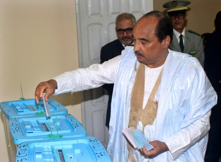الحزب الحاكم في موريتانيا يتصدّر نتائج الانتخابات التشريعية