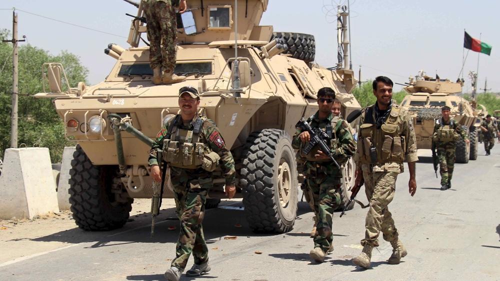 مقتل 15 مسلحا من طالبان وداعش في عمليات متفرقة للقوات الأفغانية