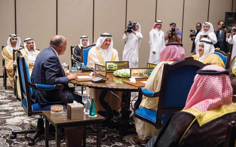 الرباعي العربي واليمن يدينون فشل مجلس حقوق الإنسان في اعتماد قرار موحد
