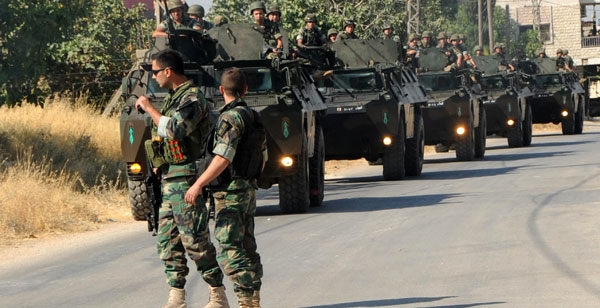 انتشار كثيف للجيش فى وسط العاصمة اللبنانية قبيل انطلاق احتجاجات مرتقبة