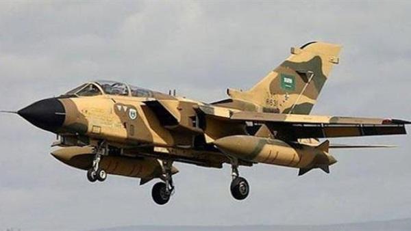 سقوط طائرة عسكرية شمال غربي السعودية واستشهاد طاقمها