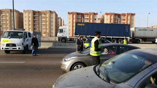 الإدارة العامة للمرور تقدم بعض الإرشادات للقيادة الأمنة