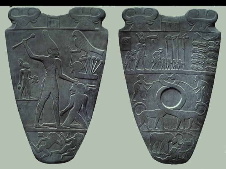 باحث مصريات : صلاية الملك نعرمر تخلد وتبرز جهوده التاريخية في توحيد مصر