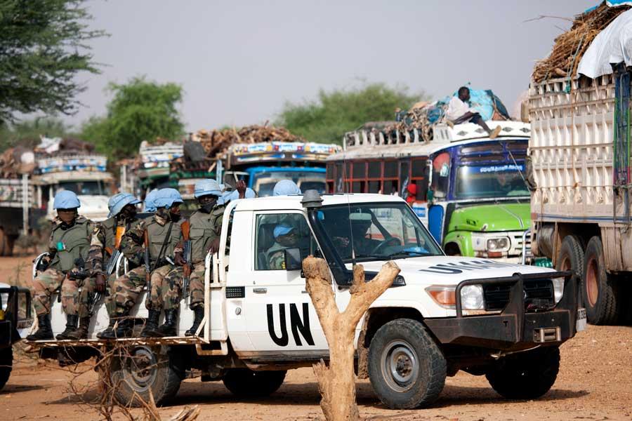 «يوناميد» تنظم حملة توعية حول الخروج الوشيك من دارفور
