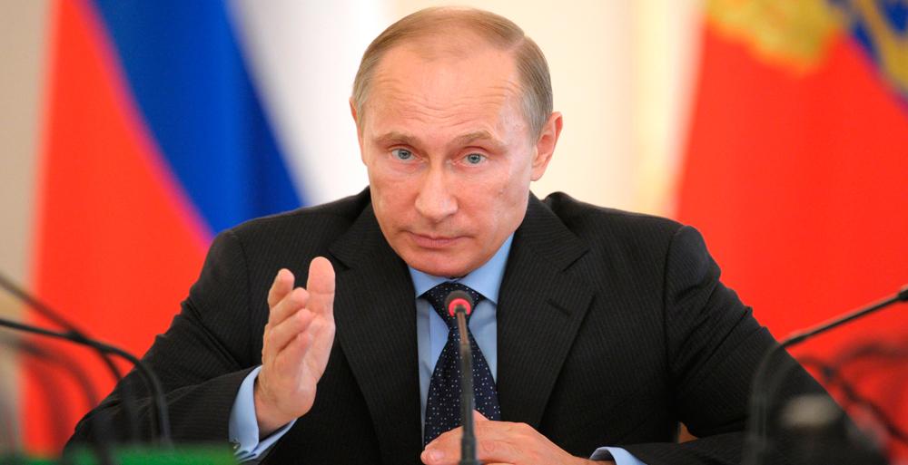 """بوتين يكلف الحكومة بدراسة وضع تعرفة خاصة لنقل النفط خلال اتفاق """"اوبك+"""""""