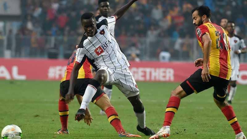 الترجي يفوز علىأول أغسطس الأنجولي ويتأهل لنهائى دورى أبطال أفريقيا