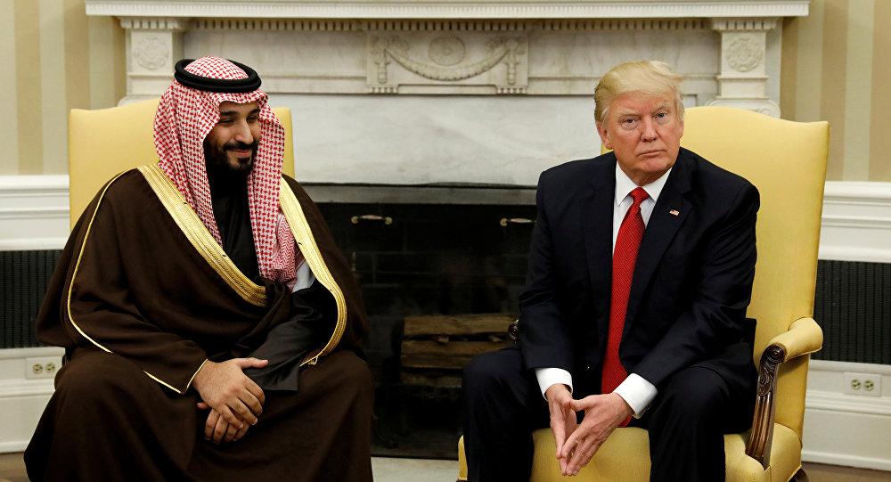 ترامب : ولي العهد السعودي أبلغني أنه بدأ تحقيقًا كاملًا بشأن قضية أختفاء خاشقجي