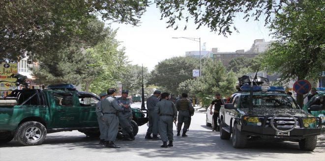 استسلام 72 داعشيا لقوات الأمن فى أفغانستان