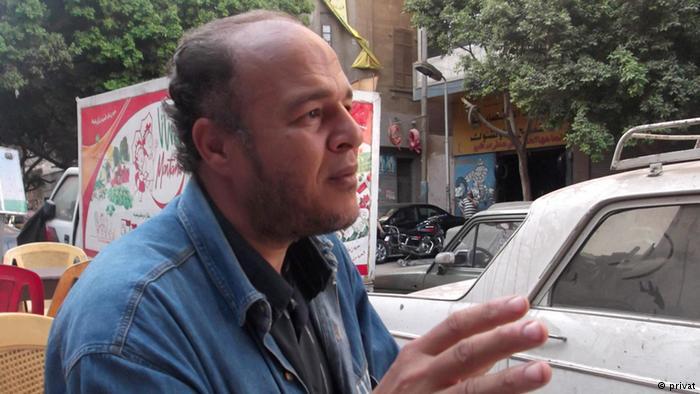 أشرف الخمايسي : رواية «جو العظيم» ترصد معاناة المهاجرين غير الشرعيين