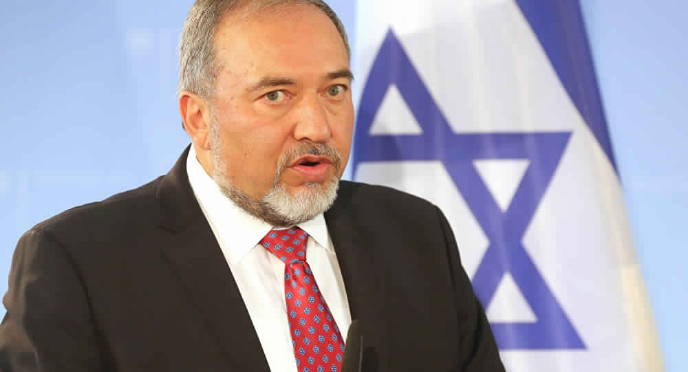 ليبرمان: حزب إسرائيل بيتنا يرفض أى مشروع قانون لتأجيل الموازنة العامة