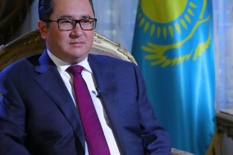 سفير كازاخستان بالقاهرة: مصر لاعب أساسي لحل النزاعات في الشرق الأوسط