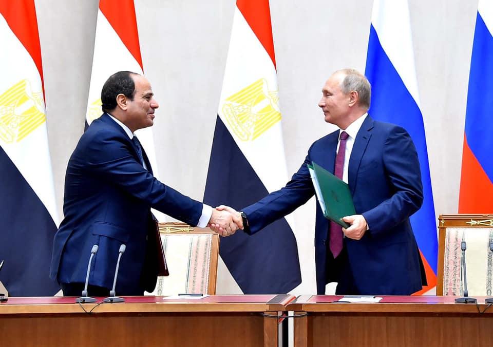 عبد الله حسن: زيارة الرئيس لروسيا تفتح آفاقا جديدة في العلاقات بين البلدين