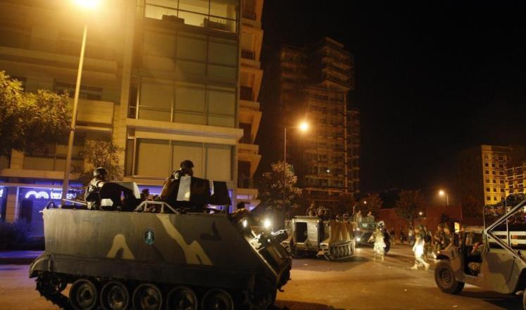 انفجار بإحدى قرى جنوب لبنان وانتشار لقوات الجيش للوقوف على أسبابه