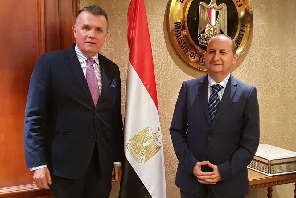 وزير التجارة والصناعة : فرص واعدة لتعزيز استثمارات الشركات السويدية فى مصر
