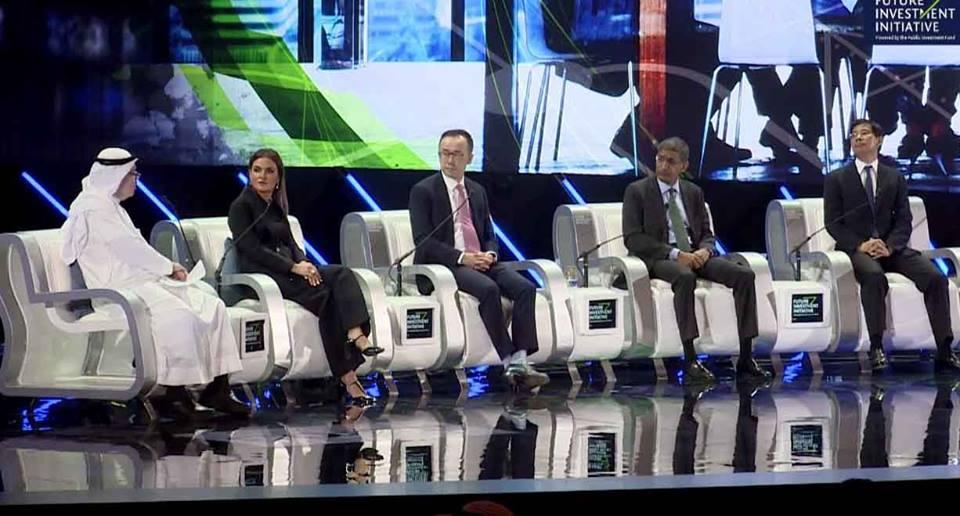 سحر نصر من «دافوس الصحراء» : توفير عوامل النجاح للشركات الأجنبية المستثمرة بمصر