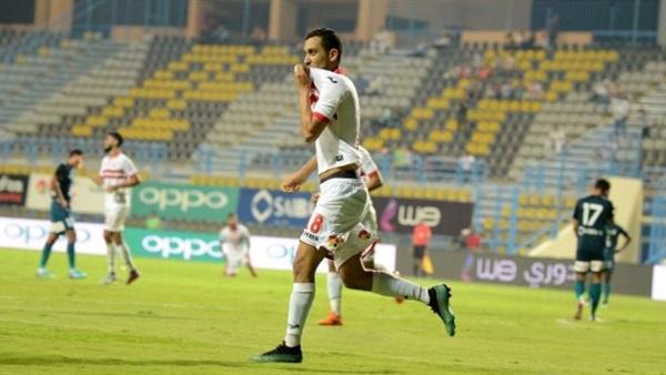 الزمالك يفوز على منية سمنود ويتأهل لدور 16 من بطولة كأس مصر