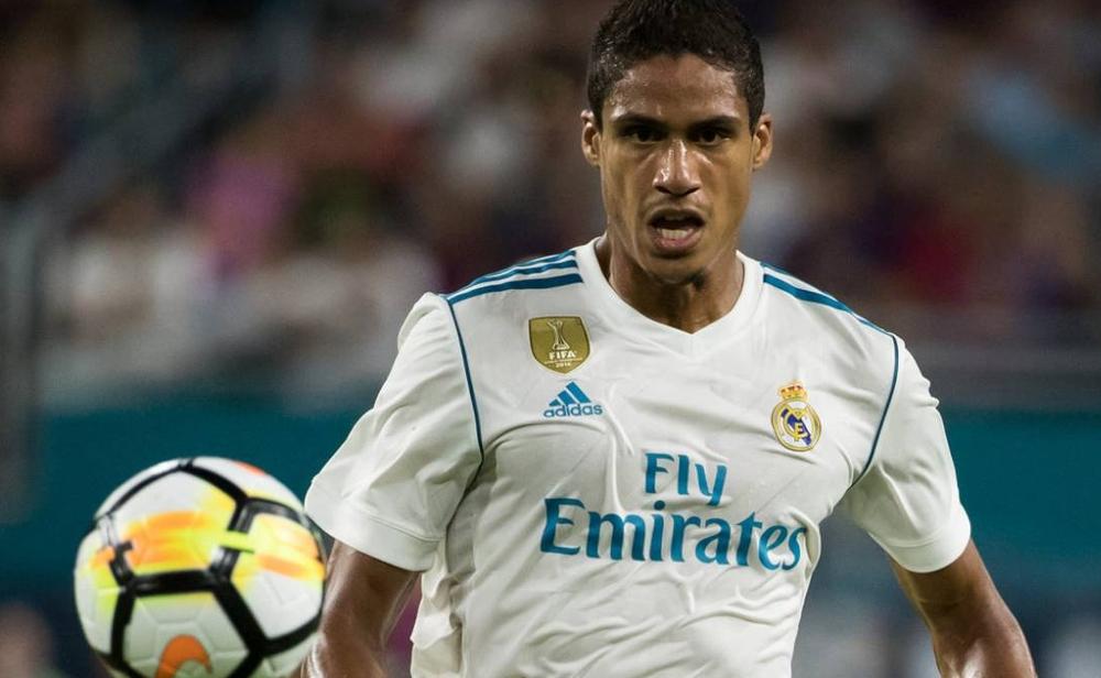 غياب  المدافع رفائيل فاران يزيد معاناة ريال مدريد المتعثر