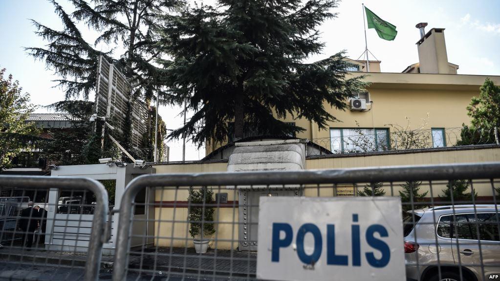 السعودية تقر بمقتل خاشفجي داخل القنصلية وتوقف 18 شخص على خلفية القضية