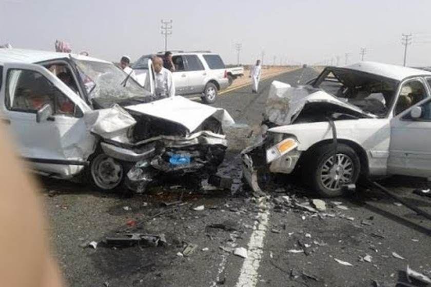 مصرع 2 وإصابة 16 آخرين في حادث مروري بالمنوفية