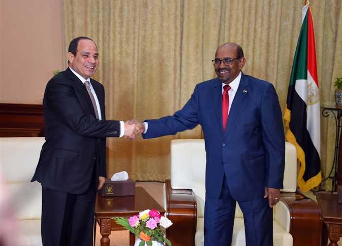 الرئيس السيسي ونظيرة السوداني يوقعان على البيان الختامي للجنة العليا المشتركة