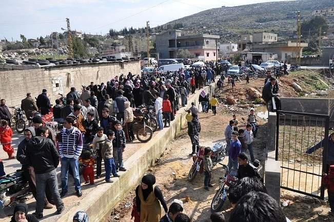 عودة دفعة جديدة من اللاجئين في مخيمات اللجوء بالأردن إلى سوريا