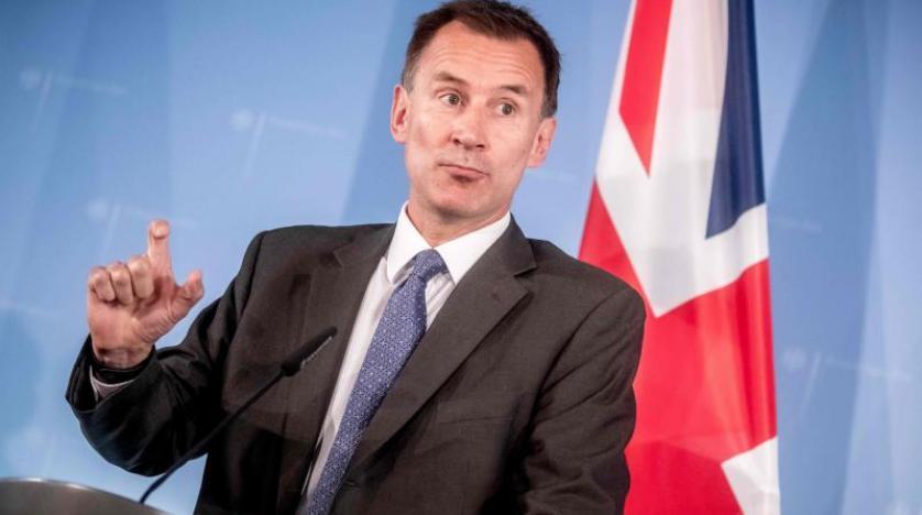 ذا صن : وزير الخارجية البريطاني يرفض تولي وزارة الدفاع في حكومة جونسون