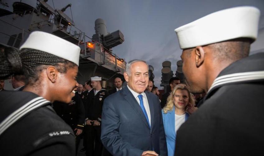 البحرية الأمريكية تعود لميناء أسدود في مؤشر على «التحالف العميق» مع إسرائيل