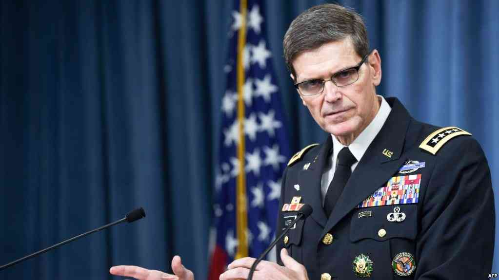 مسئول عسكري أمريكي : إيران تنقل أسلحة متطورة وخطيرة إلى سوريا