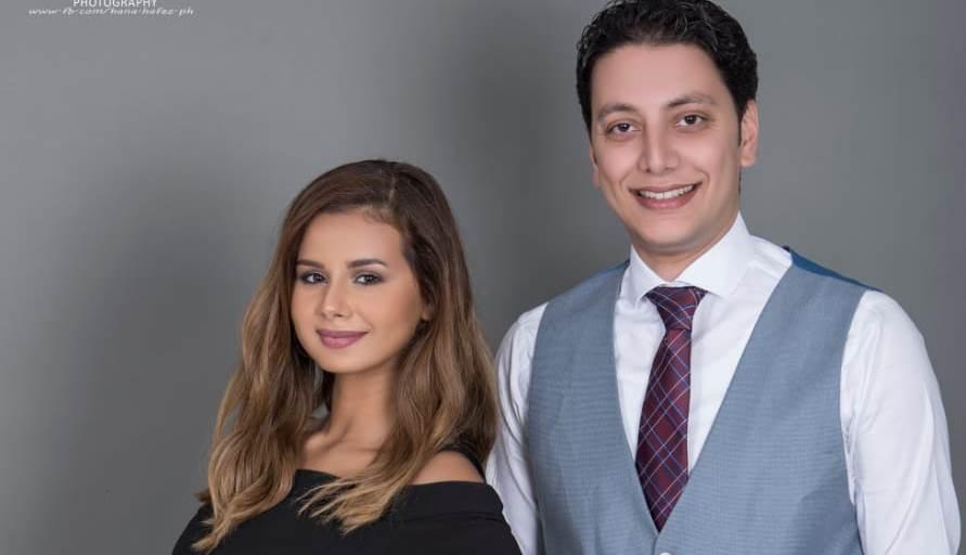 فيديو | النجمه منه عرفه في زياره لطبيب أسنان النجوم دكتور أحمد القفاص