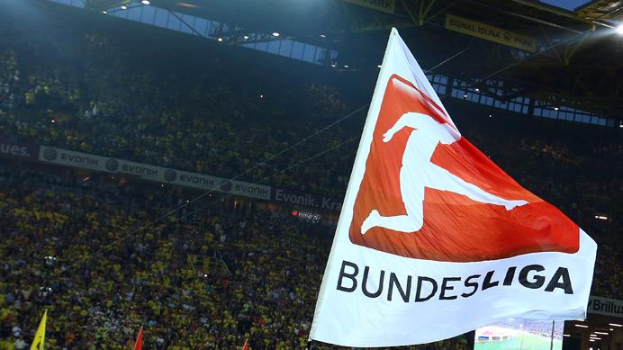 الدوري الألماني الأكثر غزارة تهديفية في الدوريات الأوروبية الكبرى
