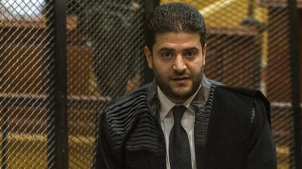 النائب العام يقرر إخلاء سبيل نجل مرسي بكفالة 5 آلاف جنيه