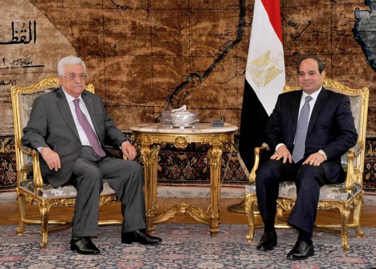 مسئول فلسطيني : الرئيس السيسي يبذل جهودا جبارة لإنهاء حالة الانقسام الداخلي