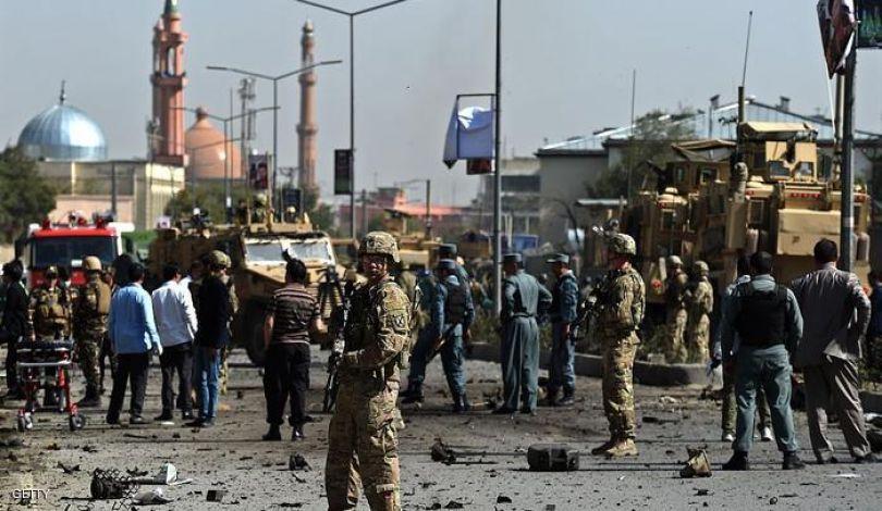 إصابة 5 مدنيين في انفجار بإقليم قندهار بجنوب أفغانستان