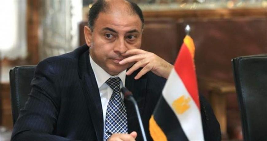 مساعد وزير الخارجية : مصر حريصة على تعزيز حالة السلم والأمن فى أفريقيا