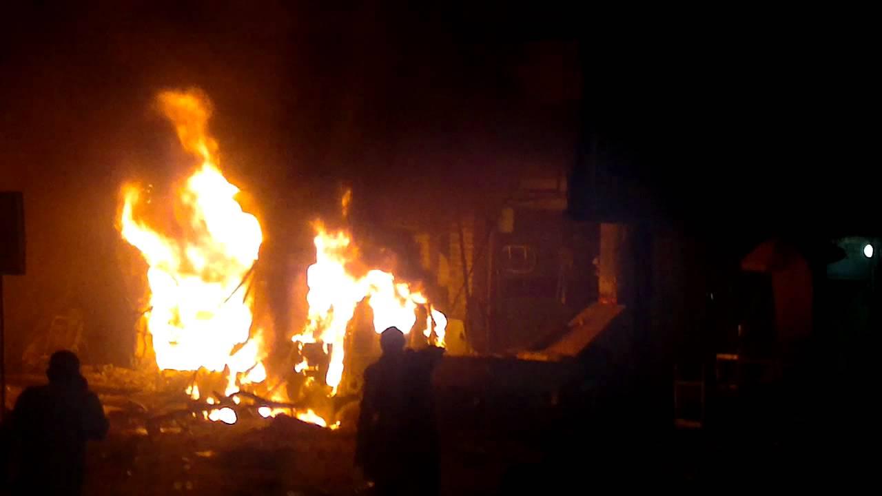 مقتل وإصابة 19 عراقيا في انفجار سيارة مفخخة جنوبي الموصل