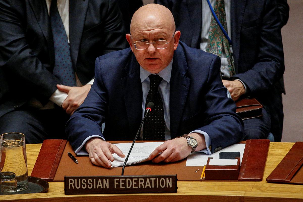روسيا : موسكو ليست قلقة بشأن تهديدات واشنطن بفرض عقوبات جديدة