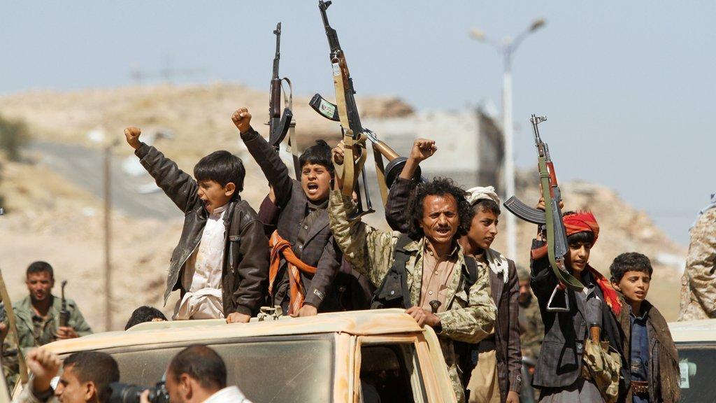 مليشيات الحوثي تقصف مواقع تابعة للقوات اليمنية بالساحل الغربي والحديدة