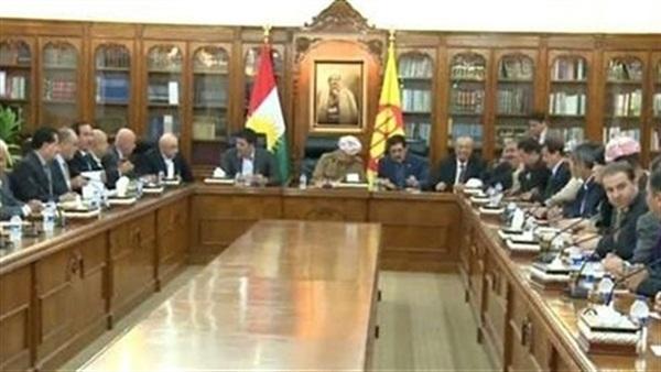 الحزب الديمقراطي الكردستاني يؤكد دعمه لحكومة رئيس الوزراء العراقي