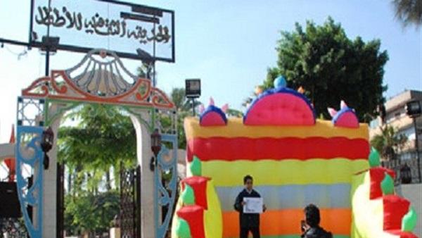 """القومي لثقافة الطفل يقيم احتفال """"العيد فرحة"""" رابع أيام العيد بالحديقة الثقافية"""