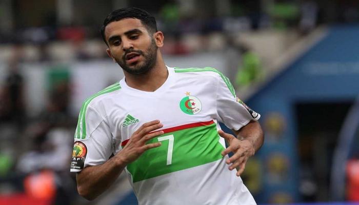 محرز يقود الجزائر للفوز على توجو  وبلوغ نهائيات أمم افريقيا 2019