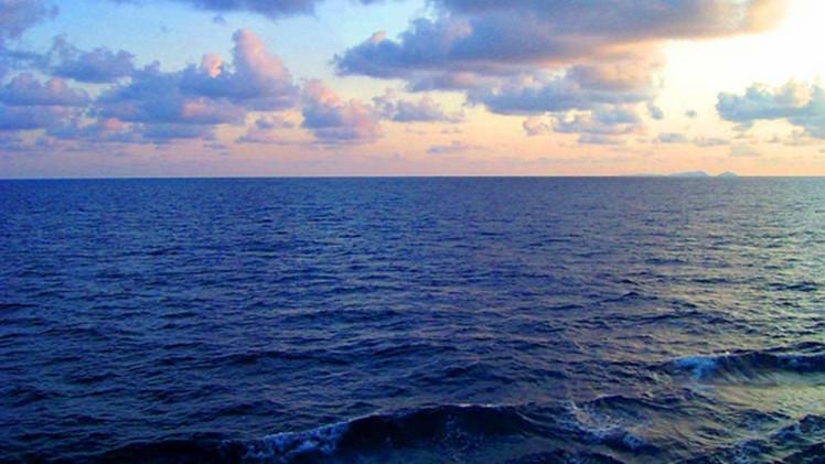سفينة علمية صينية تلتقط عينات من قشرة الكوبالت غربي المحيط الهادئ