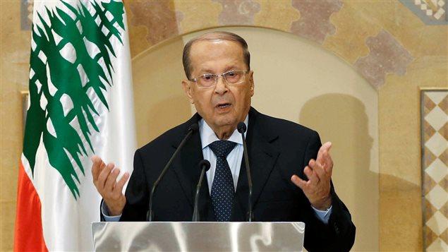 الرئيس اللبناني: الوضع الأمني مستقر وحريصون على حق التظاهر