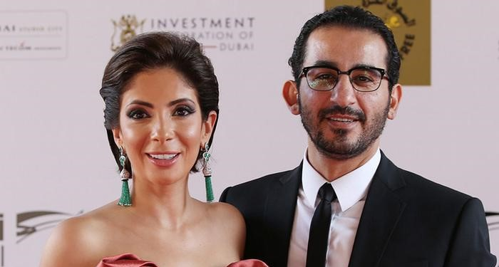 نجوم الفن يحتفلون بعيد ميلاد منى زكي و أحمد حلمي