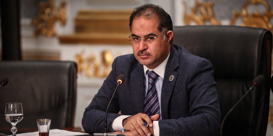 وكيل البرلمان ناعيًا «النعماني» : الراحل فى سجل الأبطال المصريين بما قدمه من تضحية