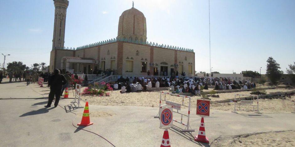 قرية الروضة تعيش حالة من الهدوءقبيل الذكرى الأولى للحادث الإرهابي