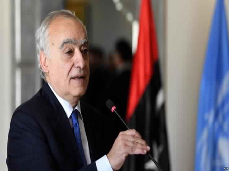 المبعوث الأممي لليبيا : نهدف إلى تحويل الهدنة إلى وقف دائم لإطلاق النار